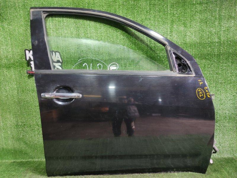 Дверь Mitsubishi Outlander CW6W 6B31 2008 передняя правая (б/у)