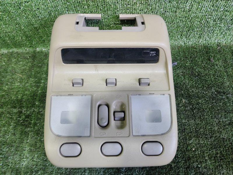 Плафон Nissan Elgrand AVWE50 QD32ETI 1997 передний (б/у)