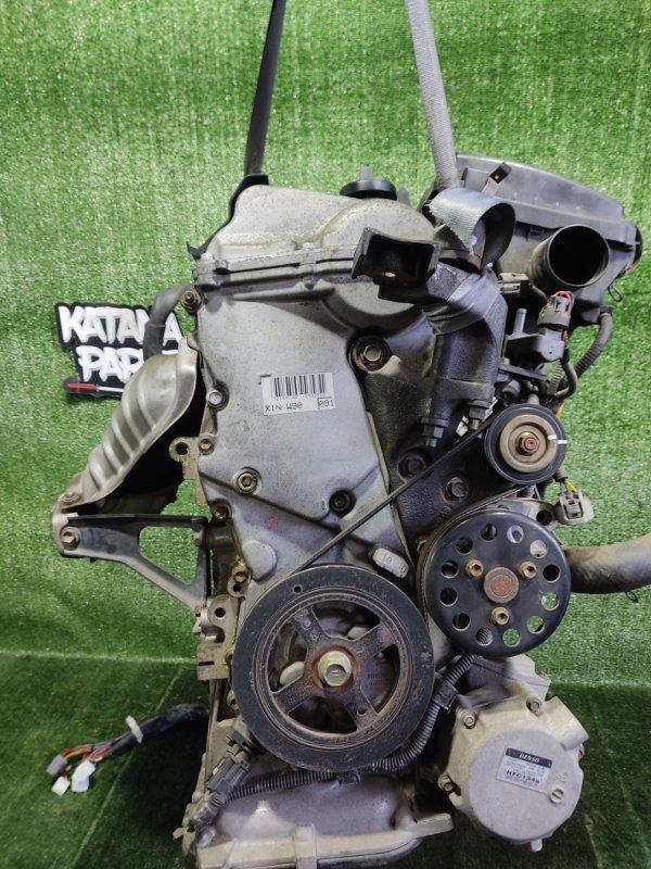 Двигатель Toyota Prius NHW20 1NZFXE 2003 (б/у)