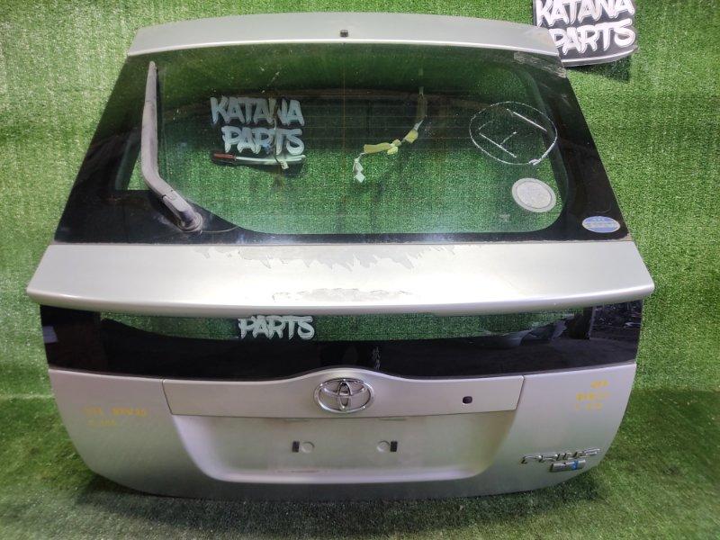 Дверь 5-я Toyota Prius NHW20 1NZFXE 2003 (б/у)