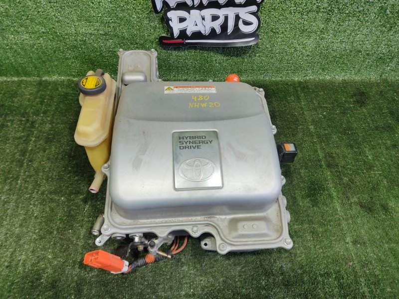Инвертор Toyota Prius NHW20 1NZFXE 2004 (б/у)