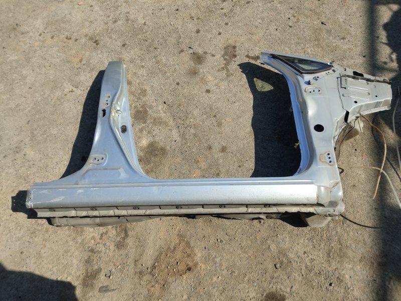 Порог Toyota Prius NHW20 1NZFXE 2004 передний правый (б/у)