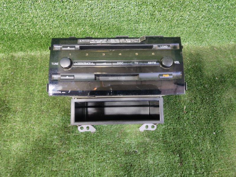 Магнитофон Toyota Prius NHW20 1NZFXE 2004 (б/у)