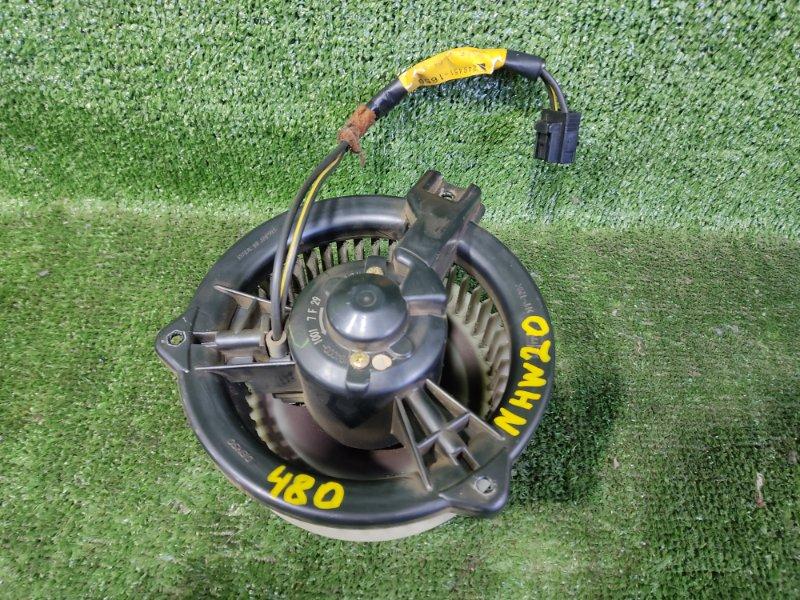 Мотор печки Toyota Prius NHW20 1NZFXE 2004 (б/у)