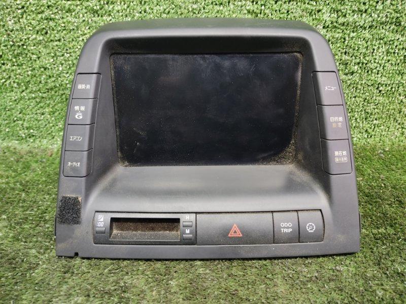 Монитор Toyota Prius NHW20 1NZFXE 2004 (б/у)