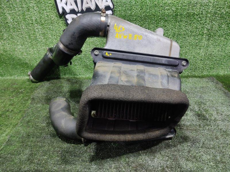 Радиатор интеркулера Nissan Elgrand AVWE50 QD32ETI 1998 (б/у)