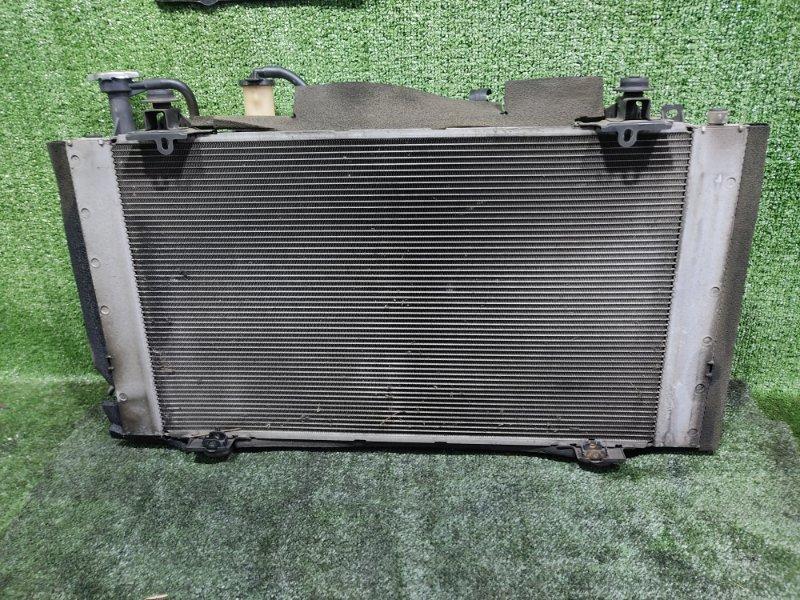 Радиатор основной Toyota Prius NHW20 1NZFXE 2004 (б/у)