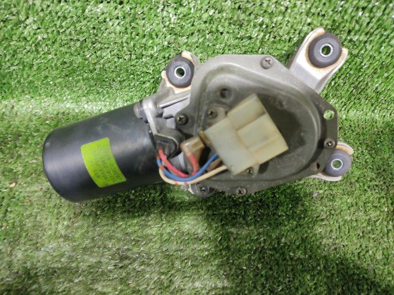 Мотор дворников Nissan Elgrand AVWE50 QD32ETI 1998 передний (б/у)