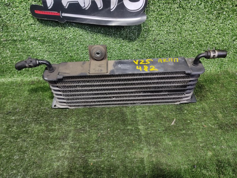 Радиатор акпп Mitsubishi Pajero V25W 6G74 1998 (б/у)