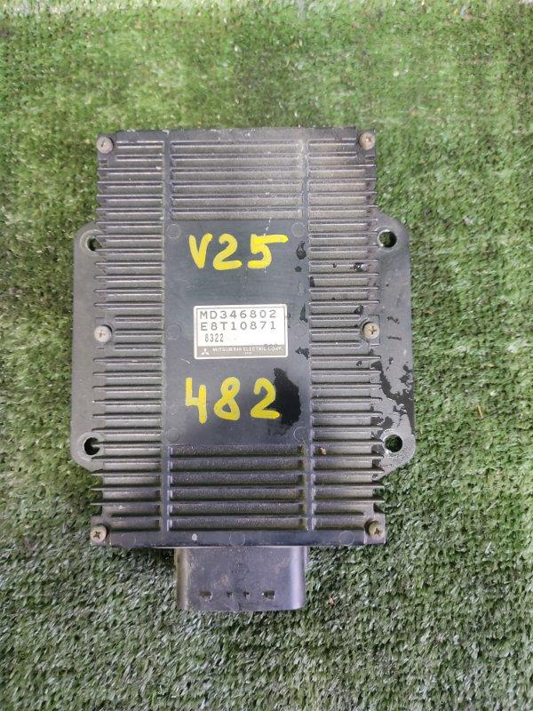 Блок управления форсунками Mitsubishi Pajero V25W 6G74 1998 (б/у)
