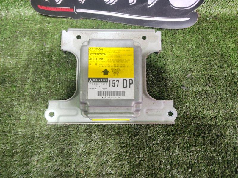 Блок управления airbag Mitsubishi Pajero V25W 6G74 1998 (б/у)
