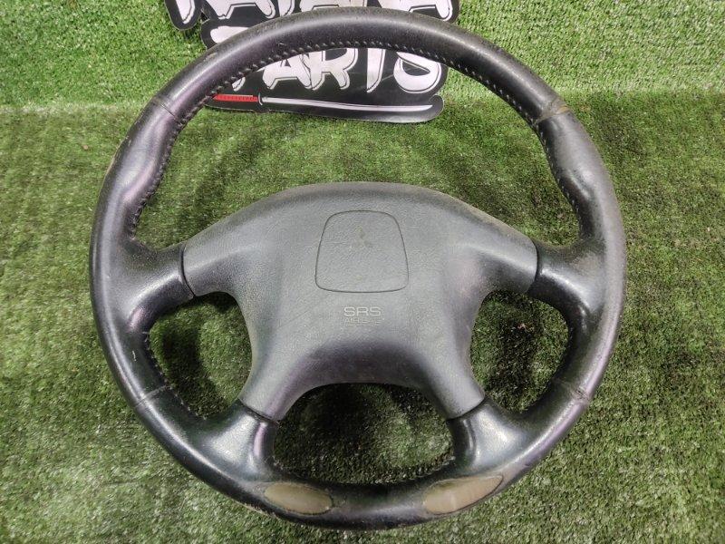 Airbag на руль Mitsubishi Pajero V25W 6G74 1998 (б/у)