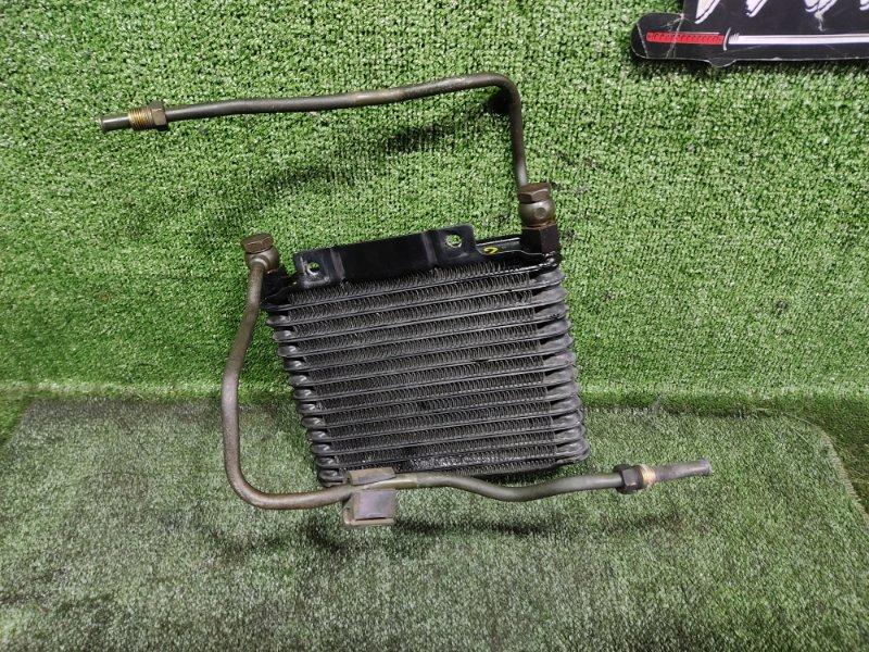 Радиатор масляный Mitsubishi Pajero V25W 6G74 1998 (б/у)