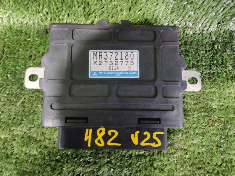 Блок управления abs Mitsubishi Pajero V25W 6G74 1998 (б/у)