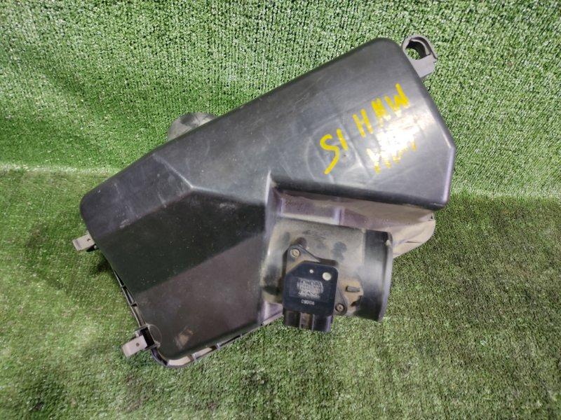 Корпус воздушного фильтра Toyota Alphard MNH15 1MZFE 2002 (б/у)