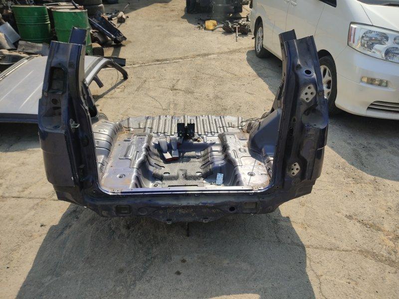 Задняя часть а/м Daihatsu Terios J100G HCEJ 1997 задняя (б/у)