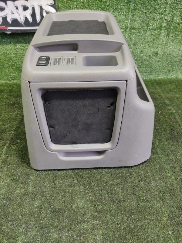 Бардачок между сиденьями Toyota Alphard MNH15 1MZFE 2002 (б/у)