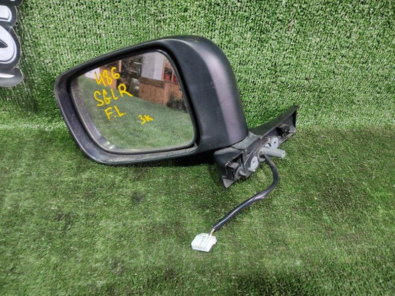 Зеркало Mazda Bongo Friendee SGLR WLT 1996 переднее левое (б/у)