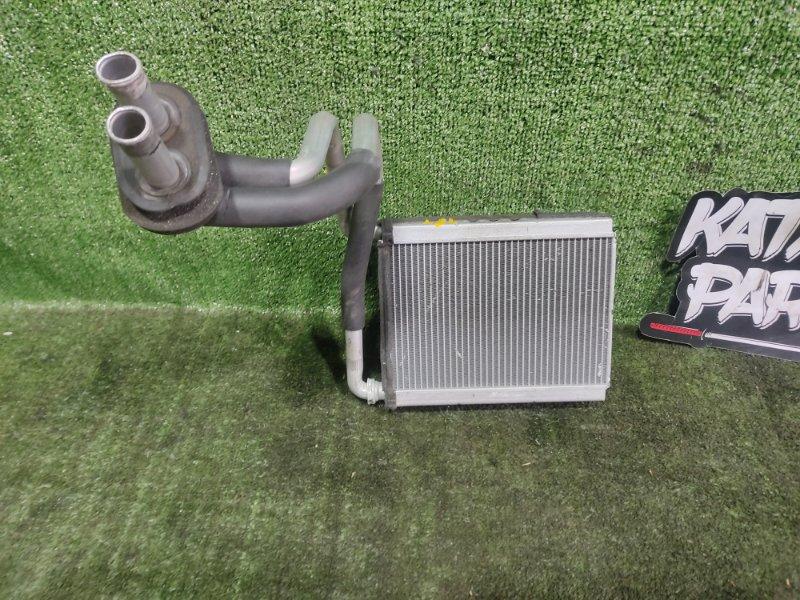 Радиатор печки Toyota Alphard MNH15 1MZFE 2002 передний (б/у)