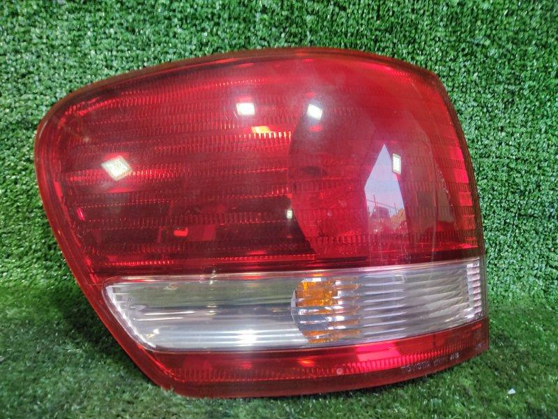 Стоп-сигнал Toyota Ipsum ACM26 2AZFE 2002 задний левый (б/у)