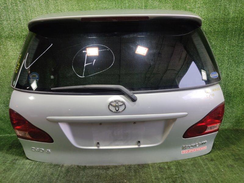 Дверь 5-я Toyota Ipsum ACM26 2AZFE 2002 (б/у)