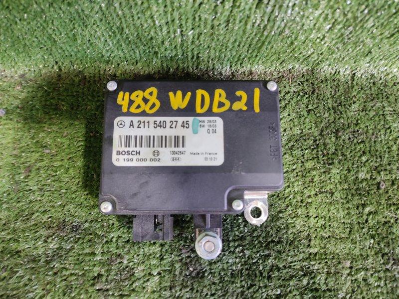 Блок управления аккумулятором Mercedes-Benz E-Class W211 M112E32 2003 (б/у)