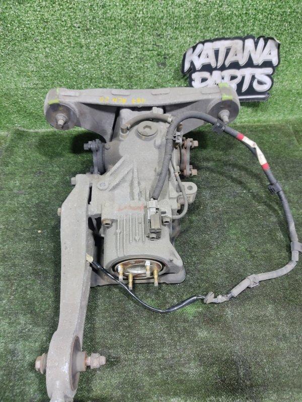 Редуктор Toyota Ipsum ACM26 2AZFE 2002 задний (б/у)