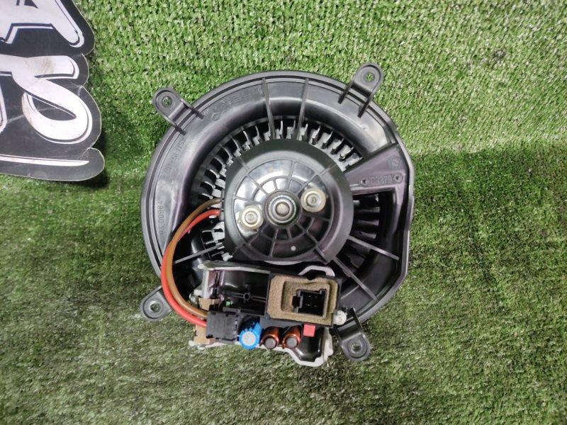 Мотор печки Mercedes-Benz E-Class W211 M112E32 2003 (б/у)
