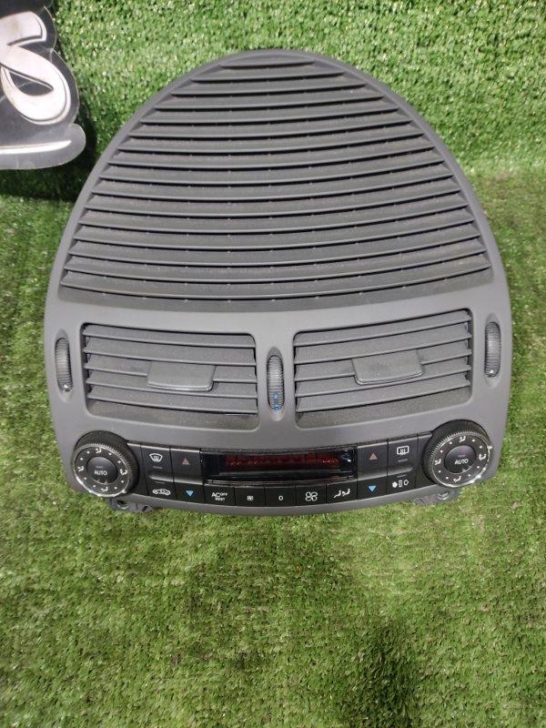 Блок управления климатконтроля Mercedes-Benz E-Class W211 M112E32 2003 (б/у)