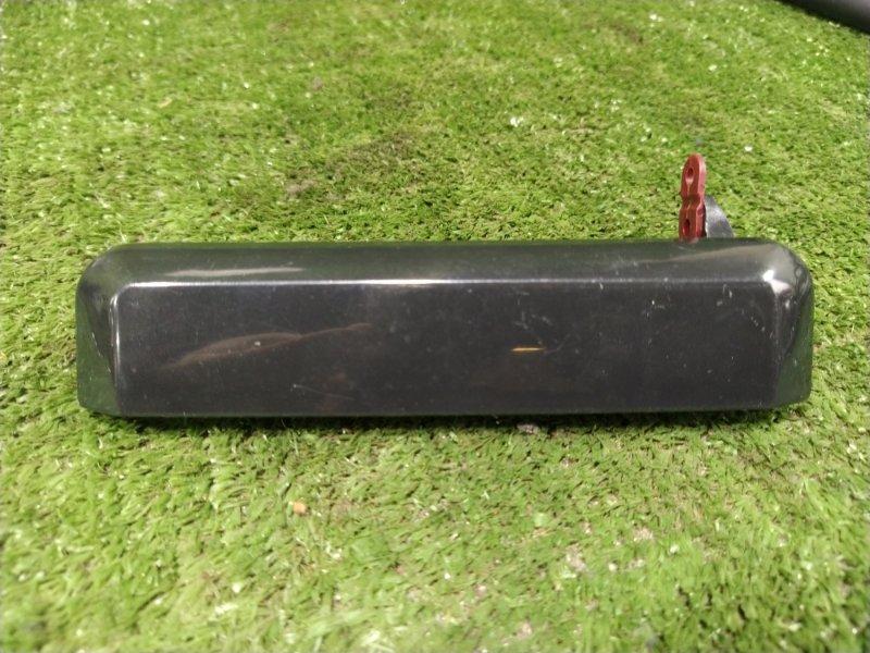 Ручка двери внешняя Nissan Terrano WBYD21 VG30 передняя левая (б/у)