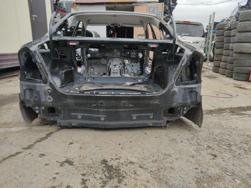 Задняя часть а/м Mercedes-Benz E-Class W211 M112E32 2003 (б/у)