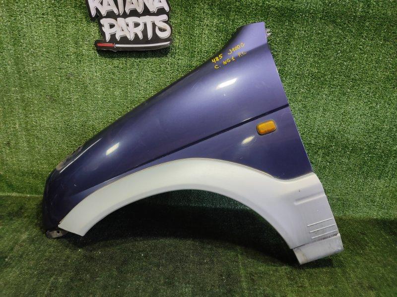 Крыло Daihatsu Terios J100G HCEJ 1997 переднее левое (б/у)