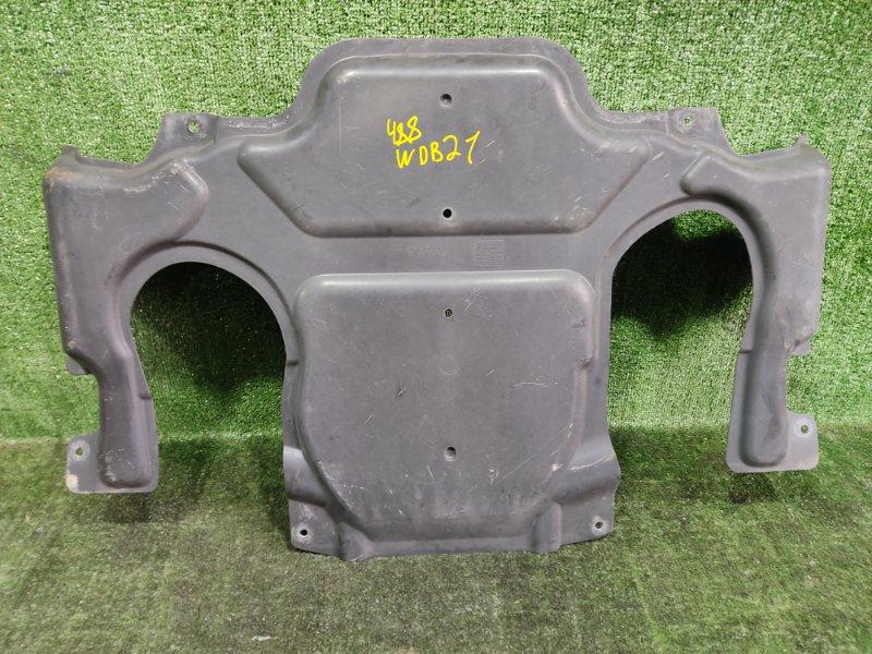 Защита двигателя Mercedes-Benz E-Class W211 M112E32 2003 передняя (б/у)