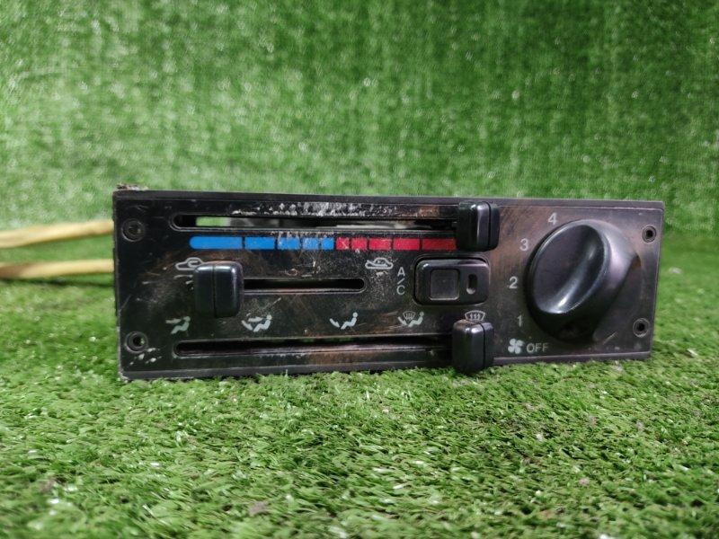 Блок управления климат-контролем Mazda Bongo Friendee SGLR WLT 1996 передний (б/у)