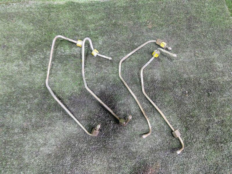 Трубки тнвд Mazda Bongo Friendee SGLR WLT 1995 (б/у)