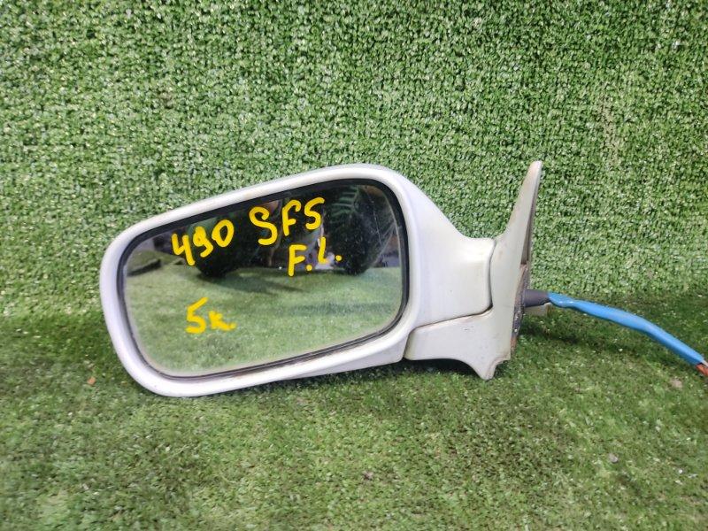 Зеркало Subaru Forester SF5 EJ20G 1998 переднее левое (б/у)