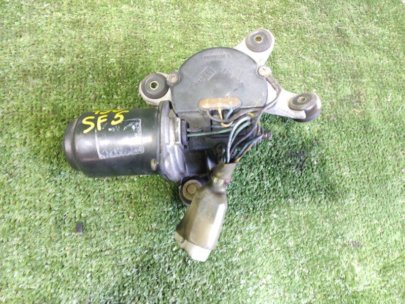 Мотор дворников Subaru Forester SF5 EJ20G 1998 (б/у)
