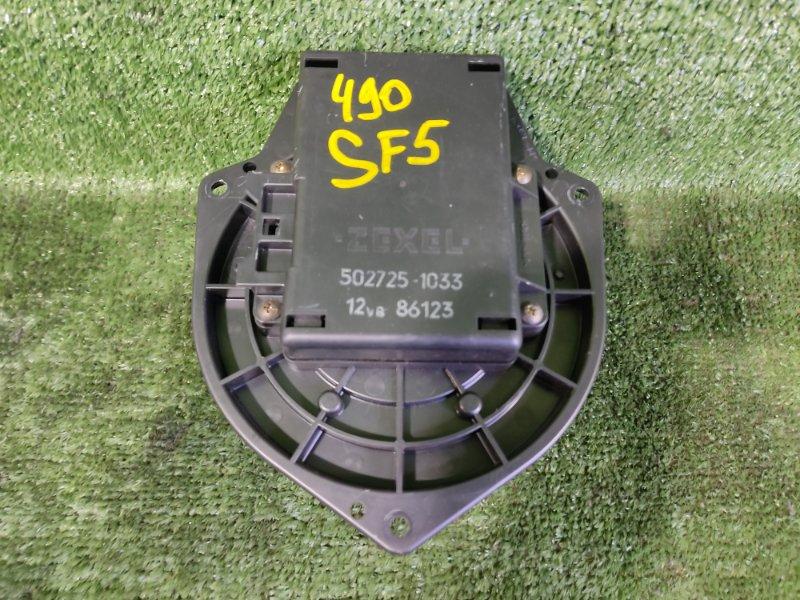 Мотор печки Subaru Forester SF5 EJ20G 1998 (б/у)