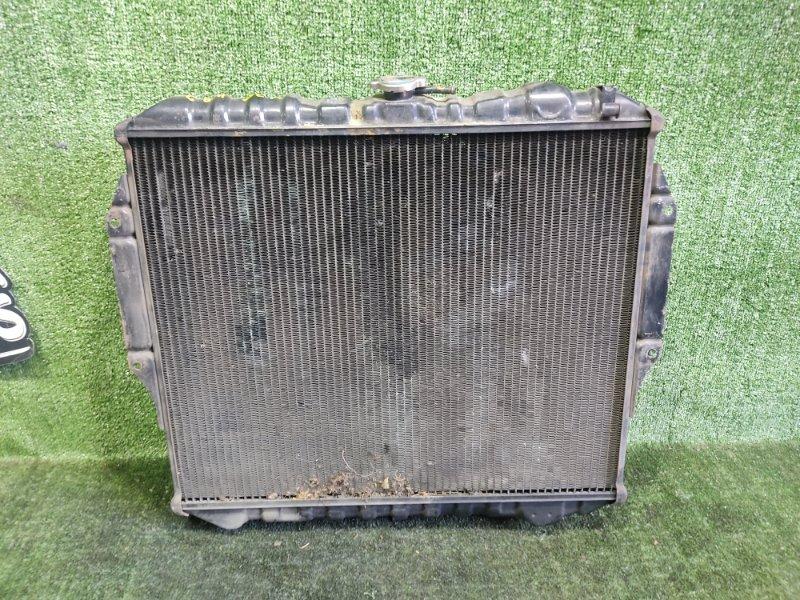 Радиатор основной Mitsubishi Pajero V25W 6G74 1998 (б/у)
