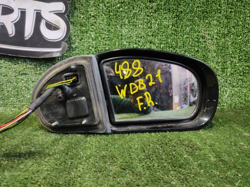 Зеркало Mercedes-Benz E-Class W211 M112E32 2003 переднее правое (б/у)