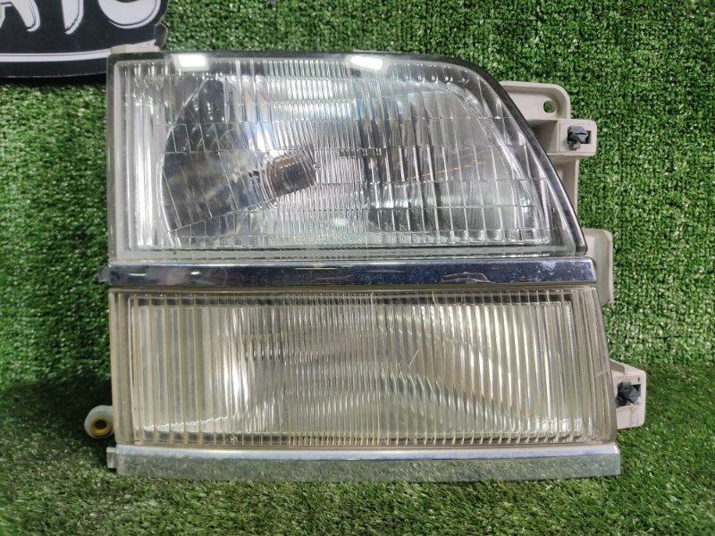 Фара Nissan Elgrand AVWE50 QD32ETI 1998 передняя правая (б/у)