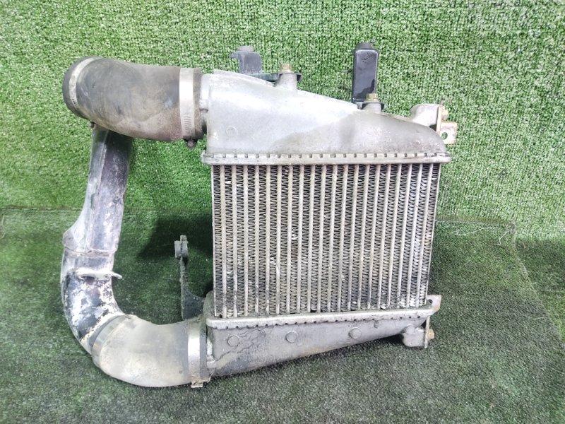 Радиатор интеркулера Nissan Terrano TR50 ZD30DDTI 2000 (б/у)