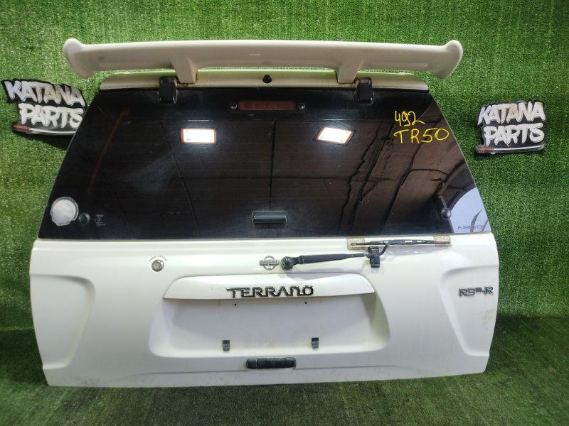 Дверь 5-я Nissan Terrano TR50 ZD30DDTI 2000 (б/у)
