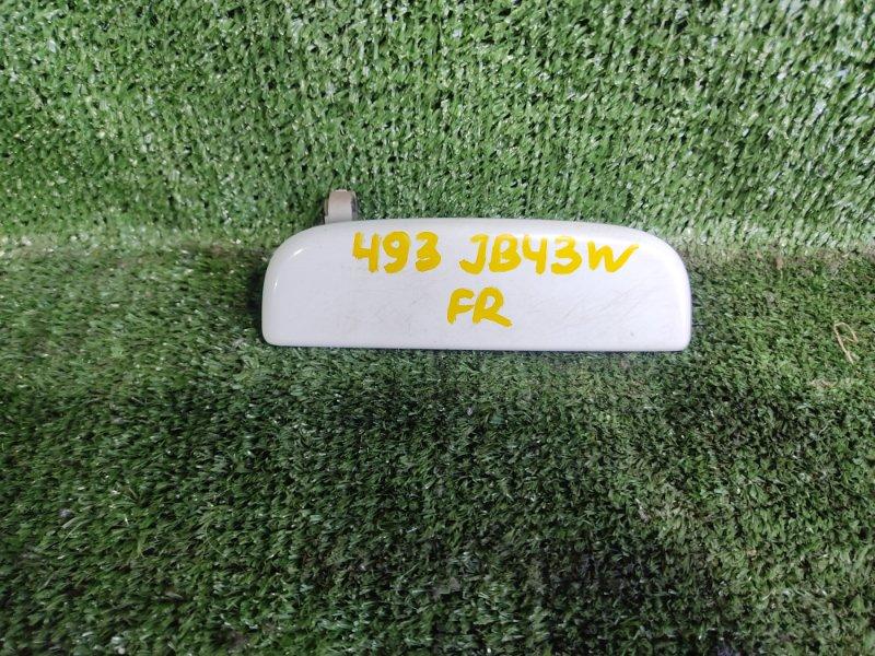 Ручка двери внешняя Suzuki Jimny Wide JB43W M13A 2004 передняя правая (б/у)