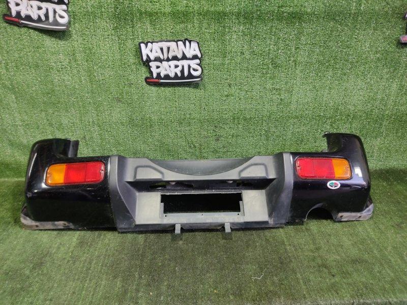 Бампер Suzuki Jimny Wide JB43W M13A 2004 задний (б/у)