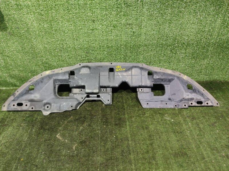 Защита двигателя Mitsubishi Rvr GA3W 4B10 2010 передняя (б/у)