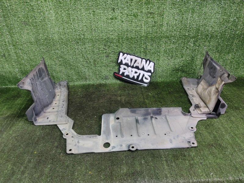 Защита двигателя Mitsubishi Rvr GA3W 4B10 2010 (б/у)