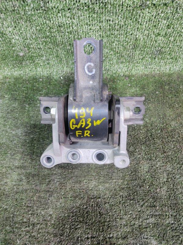 Подушка двигателя Mitsubishi Rvr GA3W 4B10 2010 передняя правая (б/у)