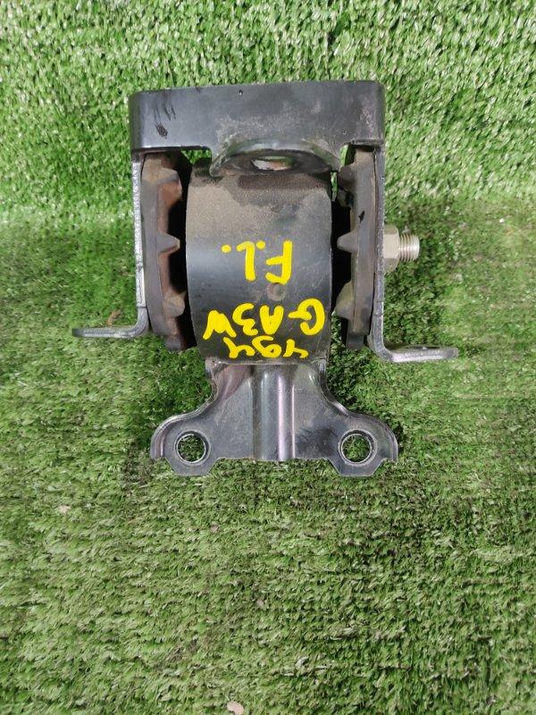 Подушка двигателя Mitsubishi Rvr GA3W 4B10 2010 передняя левая (б/у)