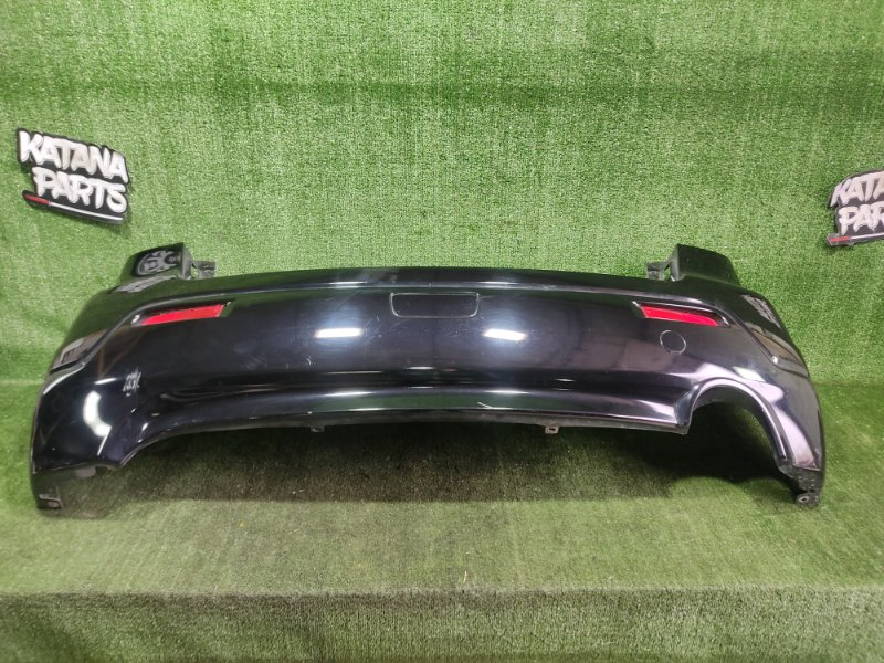 Бампер Mitsubishi Rvr GA3W 4B10 2010 задний (б/у)